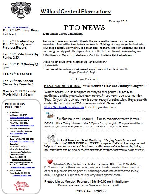 PTO_Newsletter_February_2012